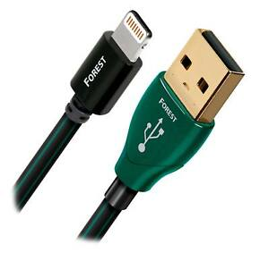 AudioQuest-Forest-75m-2-5-ft-Lightning-to-USB-A-Cable-for-iPod-iPhone-iPad