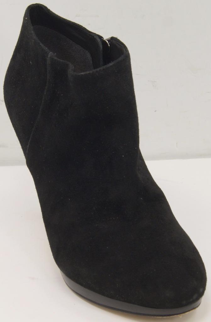 sconto online di vendita Via Spiga nero Suede Donna  Heel Ankle Ankle Ankle stivali Sz 5.5 M scarpe  buona qualità