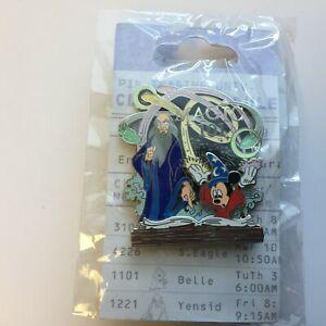 Pin-Trading-University-Magic-101-Yen-Sid-amp-Sorcerer-Mickey-Disney-Pin-61919