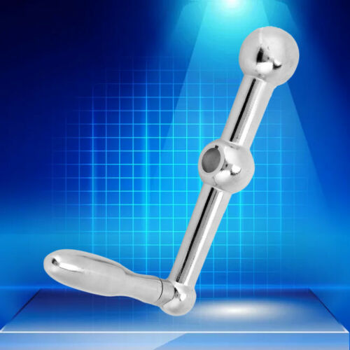 Milling Machine Safety Ball Crank Table Handle 16mm D26 for Bridgeport Type Mill