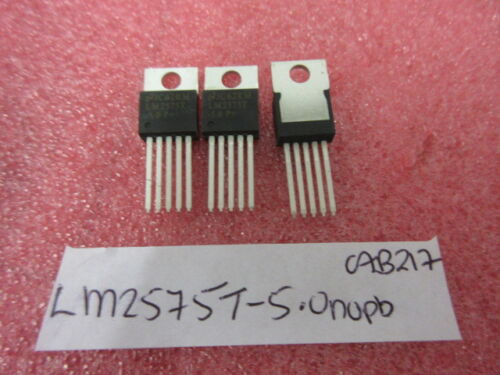 LM2575T-5.0 5V switching regolatore ROHS 1 parte per la vendita