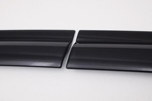 6 pieces Vent Déflecteurs Set Pour Ford Kuga 2012