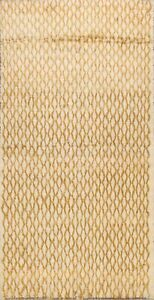 Thick-Plush Trellis Modern Moroccan Oriental Area Rug Hand-knotted WOOL 6x9 ft