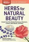 Herbs for Natural Beauty by Rosemary Gladstar (Paperback, 2014)