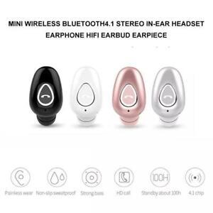 1* Bluetooth Earbuds In-Ear Stereo Earphones Sport New Headphones Headset K2R7