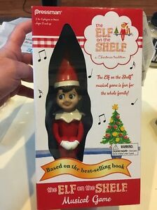 Christmas Elf On The Shelf Images.Details About Elf On The Shelf Hide Seek Game Brand New Christmas Family Game Based On Book