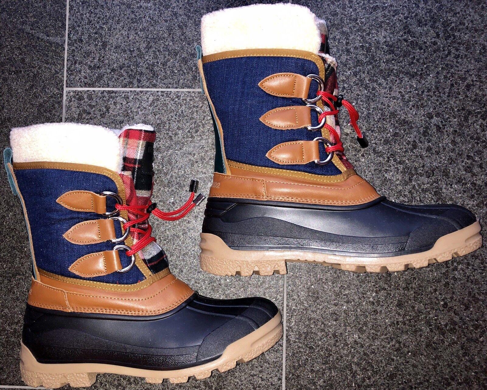 DSQUARED 2 F/W 2017 Ski Rain 41 42 Moon Boots Rain Moon Boots Sneakers Shoes