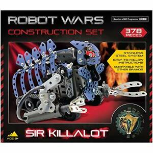 Robot Wars Sir Killalot Construction Kit 378 Pieces *NEW BOXED FAST UK DISPATCH*