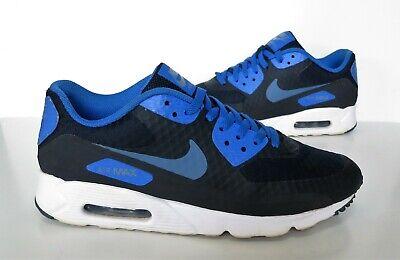 Da Uomo NIKE AIR MAX BW scarpe da ginnastica neroblu Taglia 8 OTTIME COND | eBay