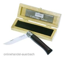 OPINEL Größe 8 Horn Holzbox Taschenmesser Klappmesser Messer