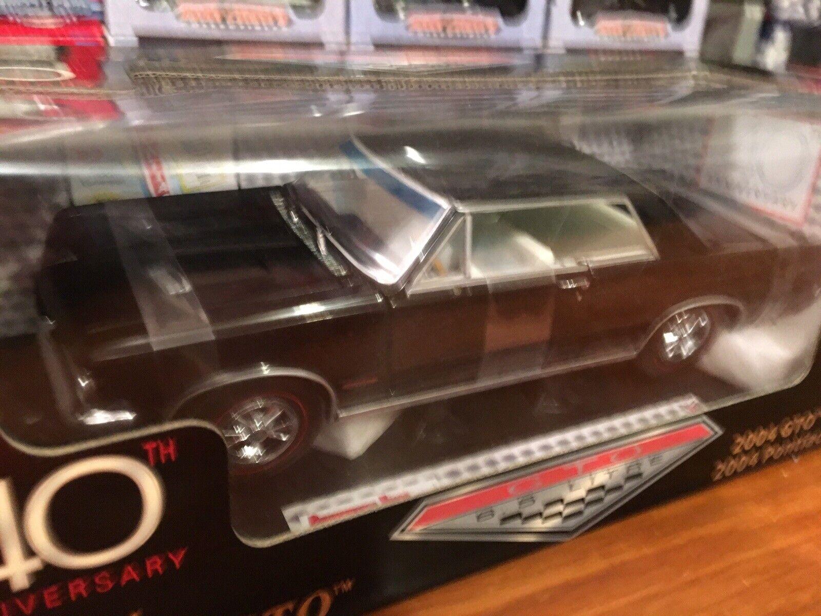 oferta de tienda Sun Estrella 1 18 1964 Pontiac Gto Gto Gto Pye 2004 Gto nacionales 40th aniversario 1 de 1000 hecha   Compra calidad 100% autentica