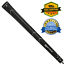 Karma-Super-Light-Standard-Ribbed-Golf-Grips-High-Quality-Black-Soft-Rubber-NEW thumbnail 1