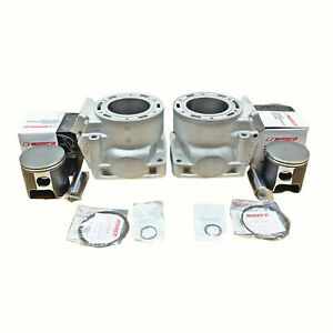 Arctic-Cat-800-OEM-Cylindres-Wiseco-Pistons-Std-88J1-01-02-Mountain-Chat-ZR-Zl