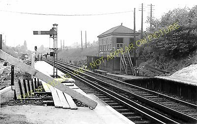 Sidcup. Lee New Eltham /& Pope Street Railway Station Photo 2
