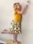 Girls-Toddler-Poppy-Floral-Flower-Brights-Spring-Lace-Skirt-Set-2T-3T-4T-5-6-7-8 thumbnail 1