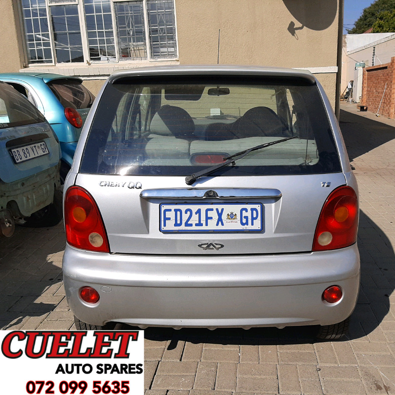Chery QQ Stripping for spares