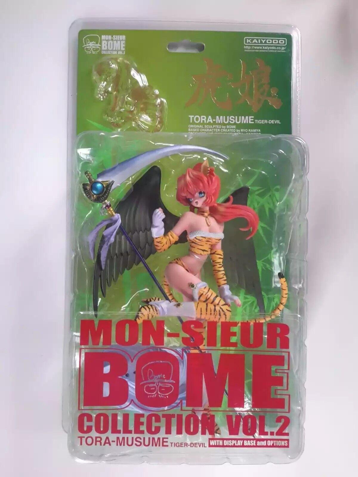 SEXY Pin up Girl FIGURE MON-SIEUR MON-SIEUR MON-SIEUR BOME COLLECTION VOL 2 TORA-MUSUME TIGER DEVIL c55743
