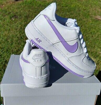 air force 1 lilac