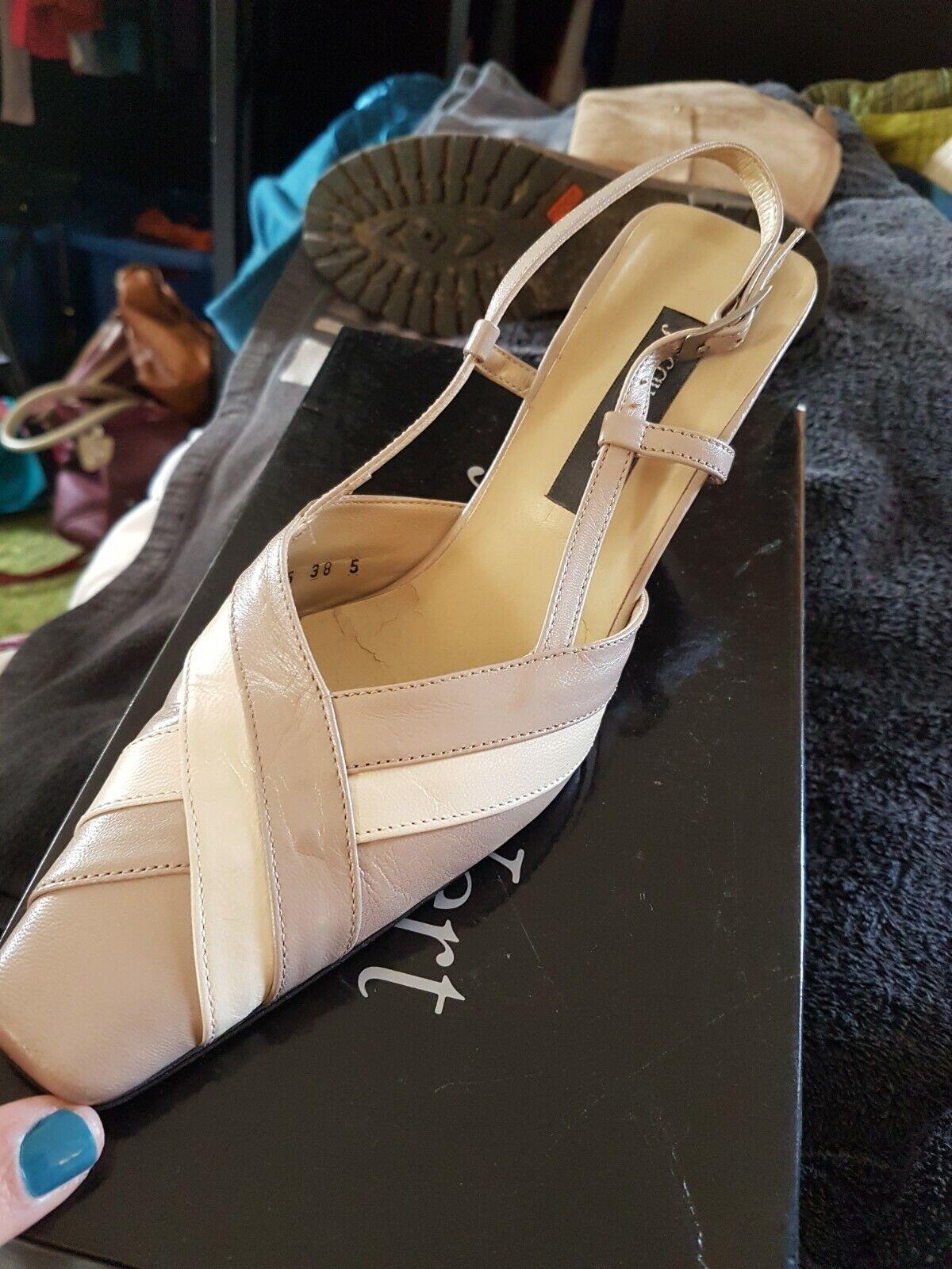 Jacques vert shoes matching bag