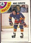 1978 O-PEE-CHEE Mike Christie #291 Hockey Card
