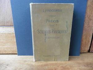Precis-des-Sciences-Physiques-et-Naturelles-de-L-PRECEPTIS-1905