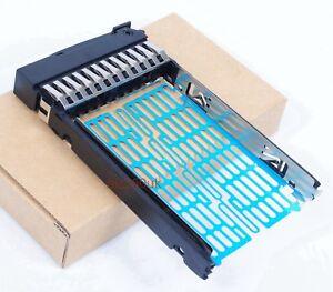 HP-Proliant-378343-002-2-5-034-HDD-SATA-SAS-Tray-Caddy-DL380-360-G5-G6-G7-w-Screws
