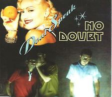 Gwen Stefani NO DOUBT Don't Speak ALTERNATE & Hey you ACOUSTIC CD single SEALED
