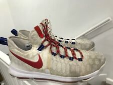 size 40 5e957 ac8b6 item 6 NIKE ZOOM KEVIN DURANT KD 9 USA OLYMPIC SZ 14 OFF WHITE RED NAVY  BLUE -NIKE ZOOM KEVIN DURANT KD 9 USA OLYMPIC SZ 14 OFF WHITE RED NAVY BLUE