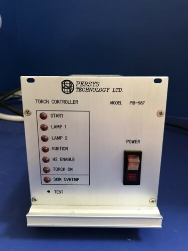 Persys Technology External Torch PET-986 Assy w//Torch Controller PIB-987