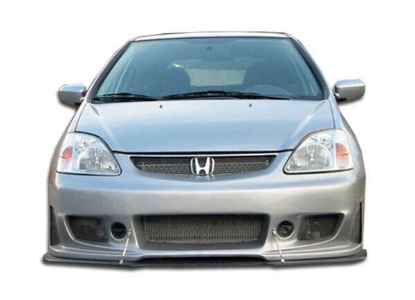 2002 honda civic front bumper