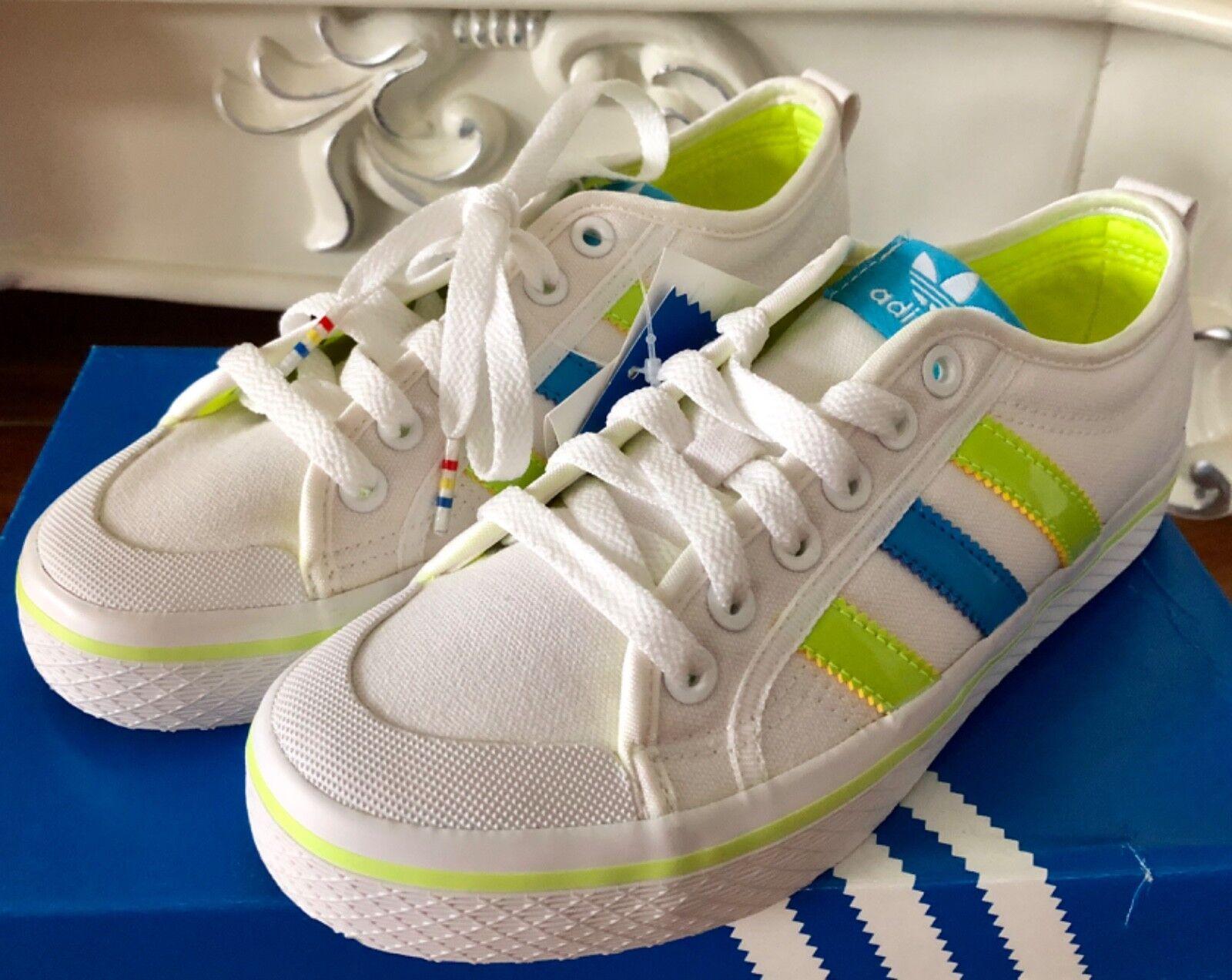 Adidas originals Honey Stripes Low Sneakers Women's US 5   3.5 UK   36 FR NIB