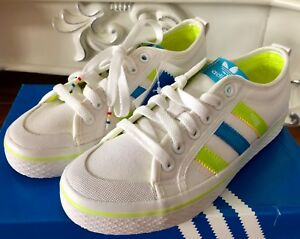 quality design b375b f4e07 Image is loading adidas-originals-Honey-Stripes-Low-Sneakers-Women-039-