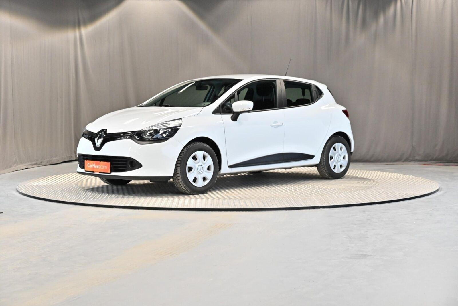 Renault Clio IV 1,2 16V Authentique 5d - 99.900 kr.