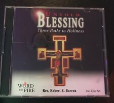 Untold Blessings: Three Paths to Holiness [Word On Fire] by Various Artists  (CD, Jul-2005, Word On Fire Catholic)