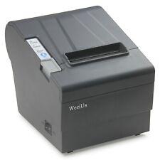 Weeius Pos Thermal Receipt Printer 80mm 3 18 Usbserialrs232ethernetlan