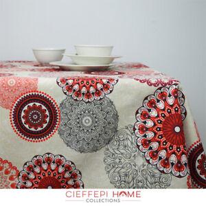 Dettagli su Tovaglia da tavola cucina art. SIVIGLIA in varie misure e  colori - CFP Home