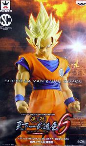 Banpresto-Dragonball-Super-Saiyan-2-Son-Gokou-SCultures-Big-Figure-NEW