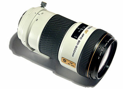 Minolta Sony HIGH SPEED AF APO 80-200 mm f/2.8 TELE Kamera Camera Objektiv Zoom