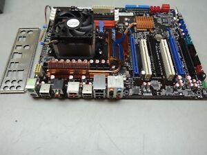 Asus-M4A79T-Deluxe-Socket-AM3-W-AMD-Phenom-II-945-CPU-Heatsink-I-O-TQ1671
