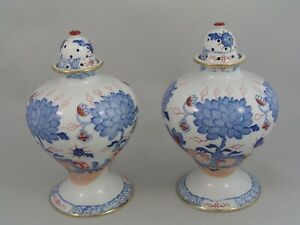 VERY-RARE-PAIR-OF-EARLY-MASONS-ANTIQUE-JARDINIERE-LIDDED-POT-POURRI-cir-1820-40