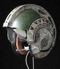 Build Your Own X-Wing Pilot (Star Wars) Helmet.