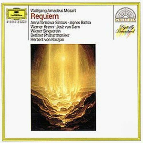 1 von 1 - Mozart Requiem, KV 626 (DG, 1976) [CD]