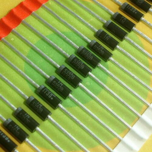 10 PCS 1N5352B AXIAL LEAD 1N5352 IN5352 5 WATT 15V ZENER REGULATOR DIODES