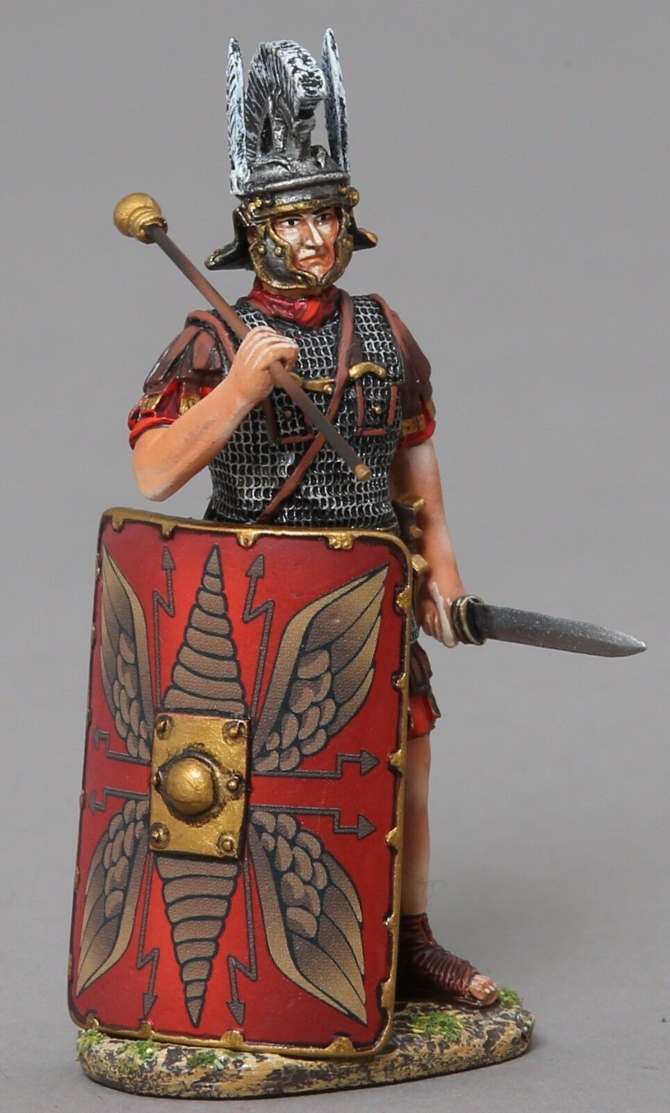 Thomas Gunn Roman Empire ROM057A Imperial Optio MIB