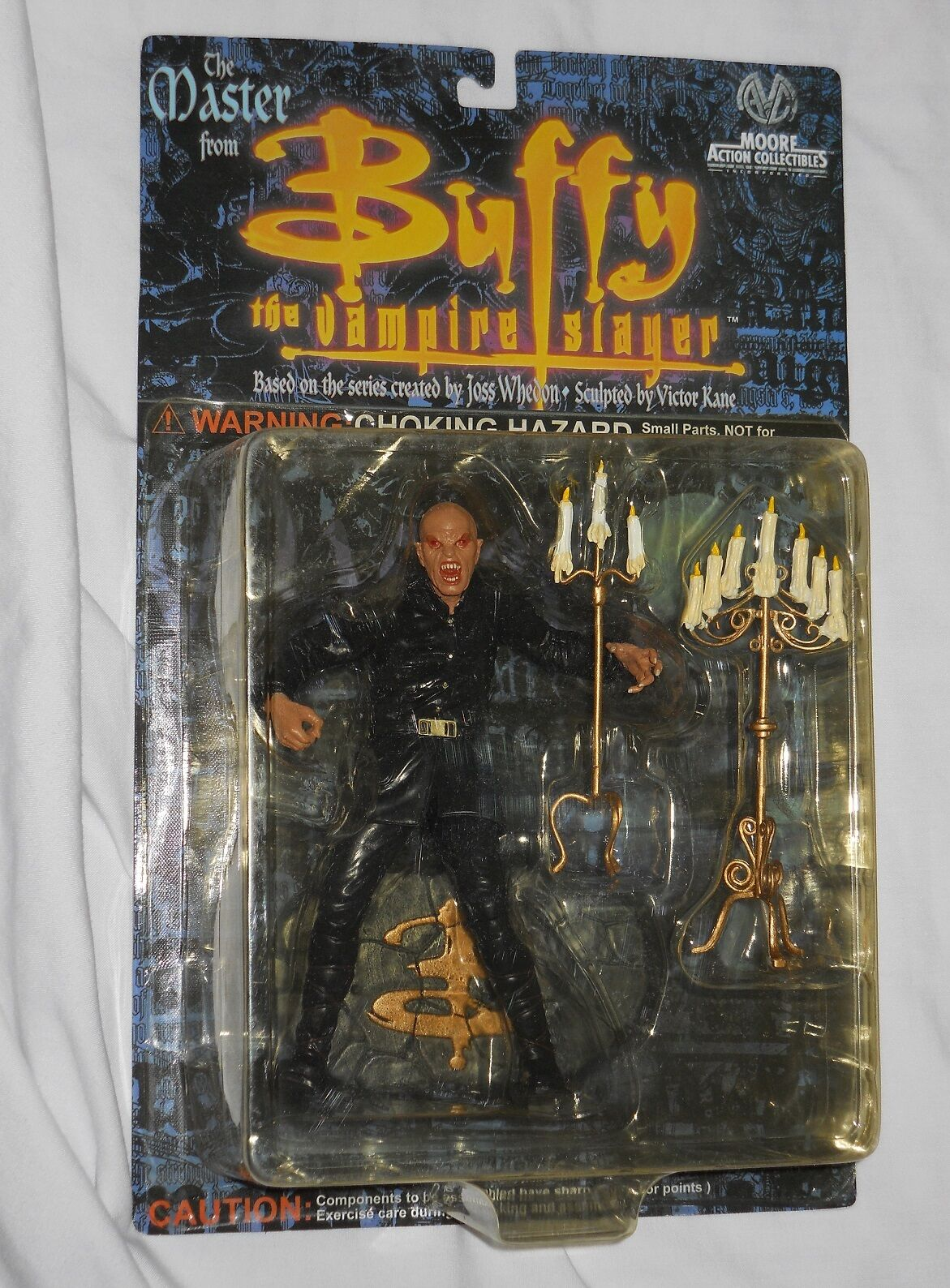 FIGURINE BUFFY  - LE MAITRE
