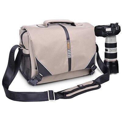 Delux DSLR Camera Shockproof Shoulder Carry Bag Case For Nikon Sony Canon Pentax