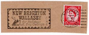 I-B-Elizabeth-II-Postal-Slogan-Postmark-New-Brighton-amp-Wallasey