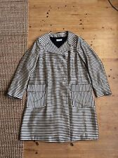 Dries van Noten striped coat size L