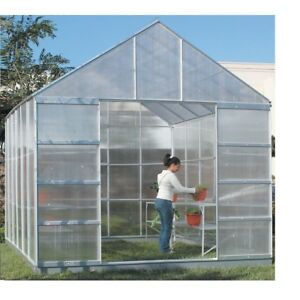 Image Is Loading 10 Ft X 12 Greenhouse 4 Vents