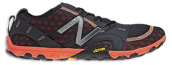 New Balance minimus running shoes men 8=women 9.5 minimalist trail MT10BO2 black